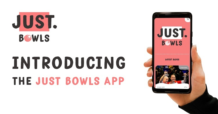 Just Bowls app
