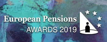 European Pensions Awards 2019 logo
